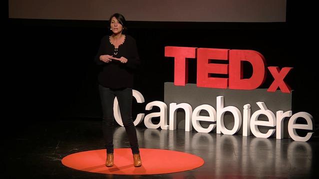 TEDx Canebière / Caroline GLOTON JAMMET