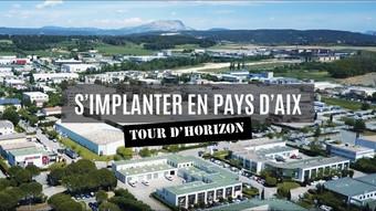 S'implanter en Pays d'Aix