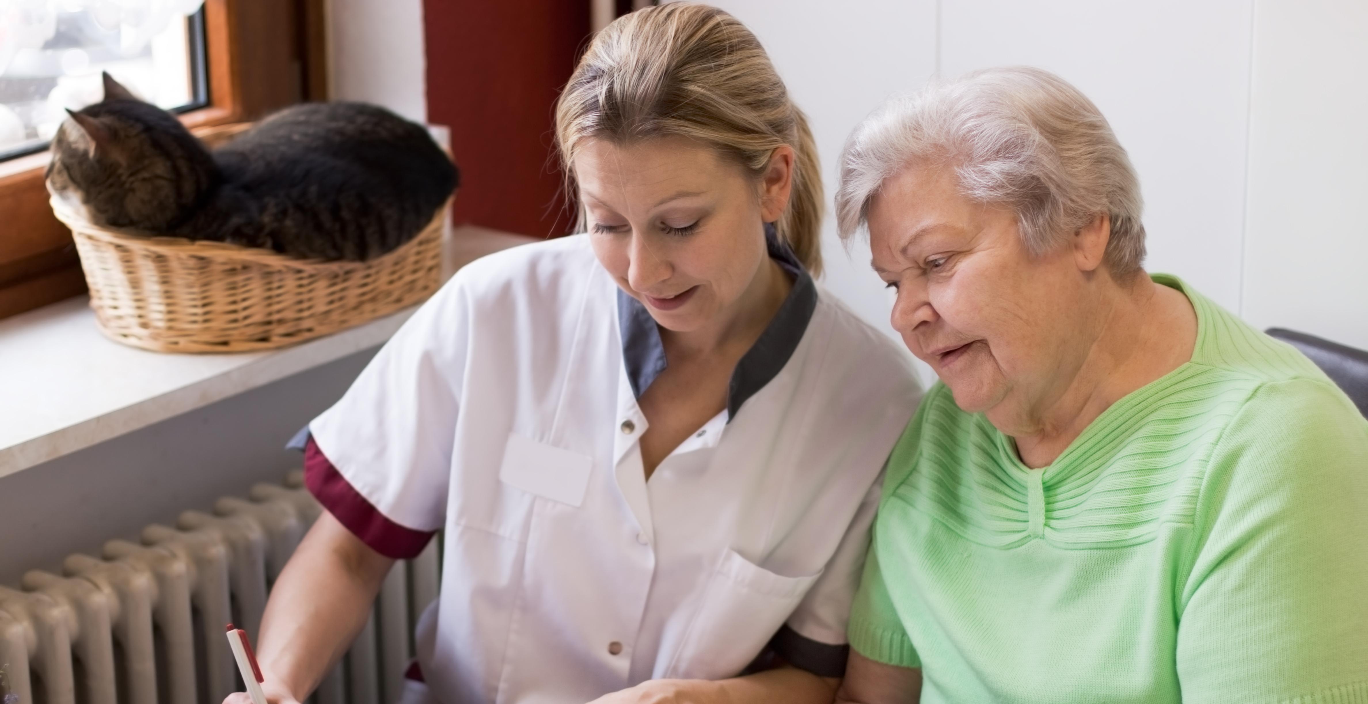 Carer Silverbirch healthcare elderly