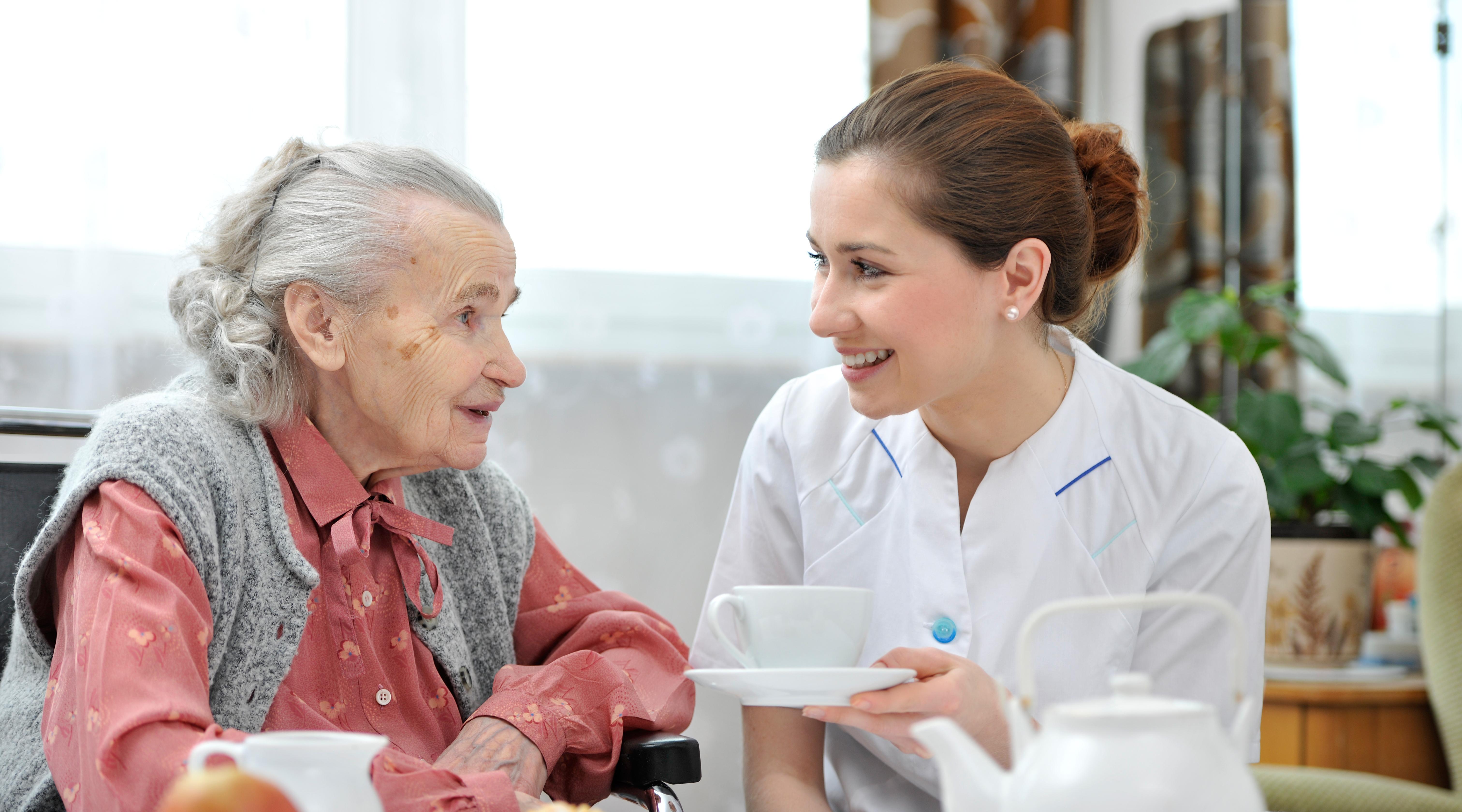 Care elderly homecare