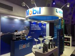 Evento corporativo stand Mobil