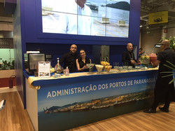 Catering para stands