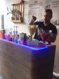 Bartender e baristas para eventos