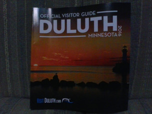 Major dog park shout out from Visit Duluth