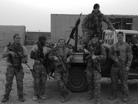 Special Forces ODA
