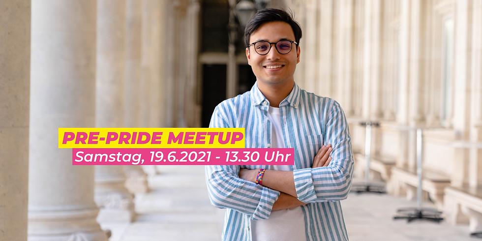 Pre-Pride Meetup x Yannick