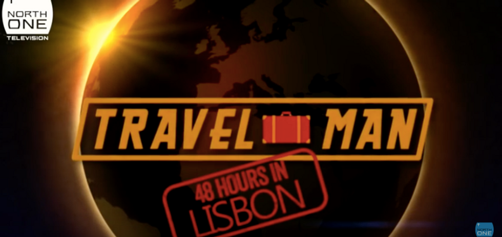 Travel Man: 48 Hours in Lisbon
