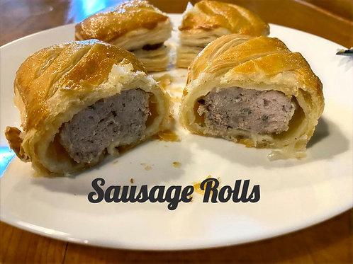Pork Sausage Rolls
