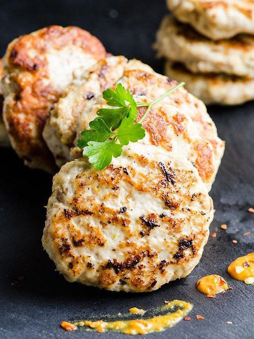 Chicken & Herbs Patties (Pork Free)