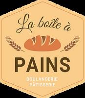 Logo la boite à Pains boulagerie Soumgne