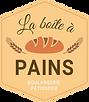 La boite à pains soumagne logo boulangerie