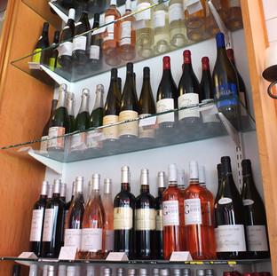 Une sélection de vins de qualité à venir découvrir