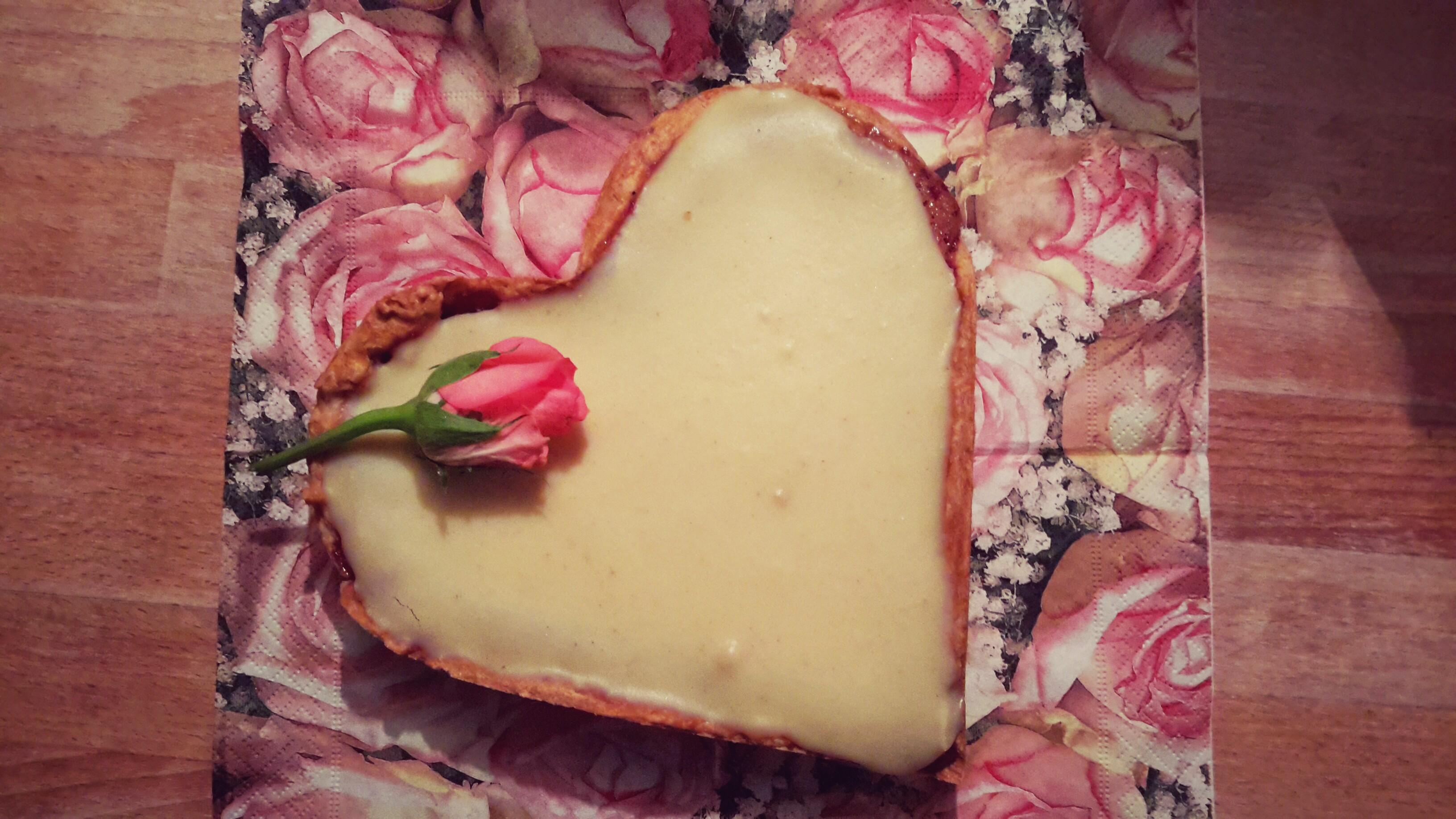 Tarte amande chocolat gingembre citr