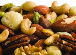 Chance of colon cancer recurrence nearly cut in half in people who eat nuts