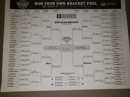 Prime Financial's March Madness Picks