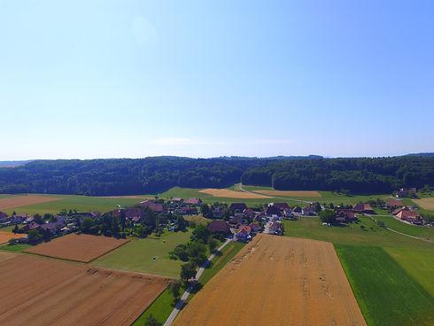 Gossliwil Luftaufnahme