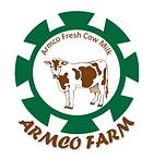 Fresh Cow Milk Green Logo PNG.png