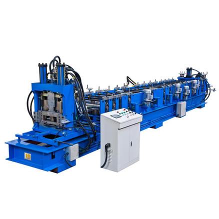 C-Purlin Roll Forming Machine