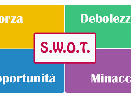 ANALISI S.W.O.T.