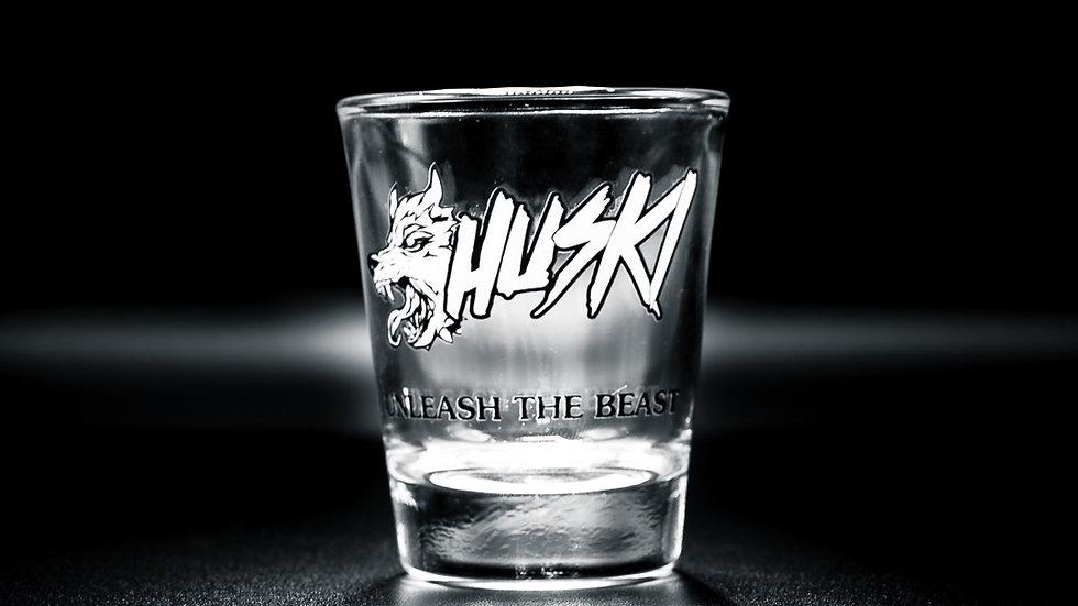 HUSKI SHOT GLASS