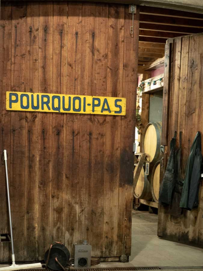 beaujolais wine region winery door