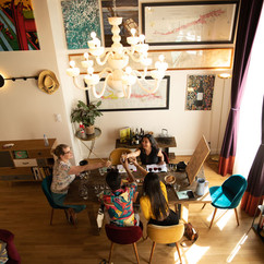 Lyon Wine Tastings take place in my Croix-Rousse Canut apartment