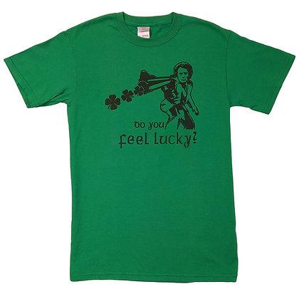 Feel Lucky T Shirt