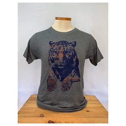 Stippled Tiger T Shirt