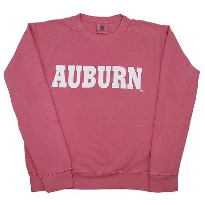 Auburn Block Sweatshirt