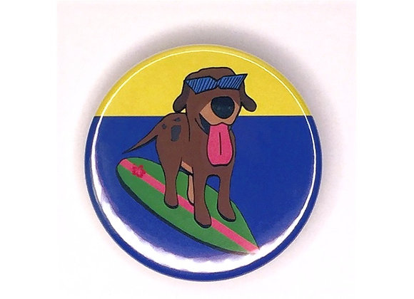 Surf's Up Button