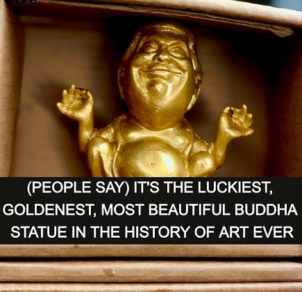 Golden Buddha Trumpature