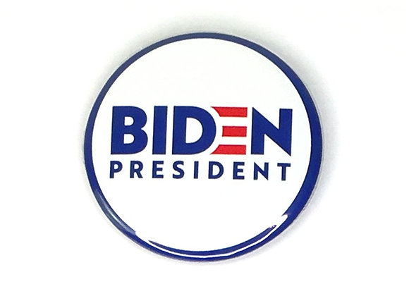 Biden for President Button