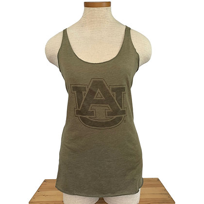 AU Ladies Racerback Tank
