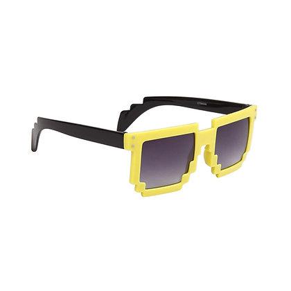 Pixelated Fashion Sunglasses