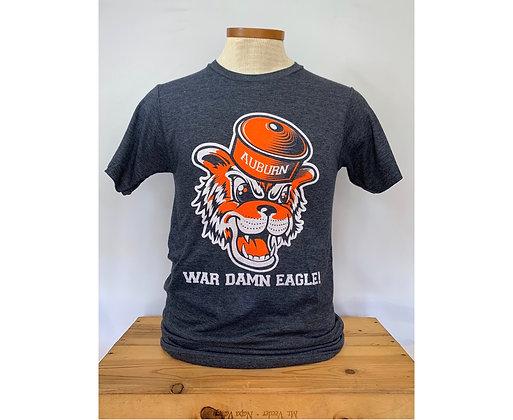 Vintage Aubie WDE T Shirt