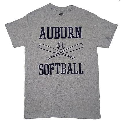 Auburn Softball T Shirt