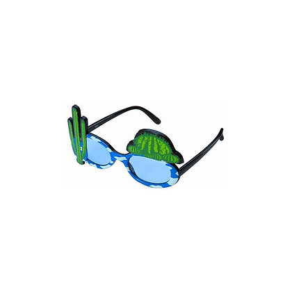 Cactus Novelty Party Sunglasses