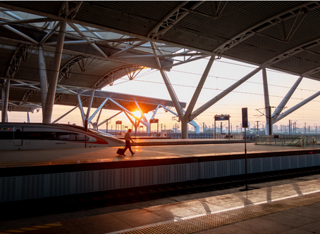 Guangzhou's transport ambition: 14 high-speed railway stations, 2000km subway track