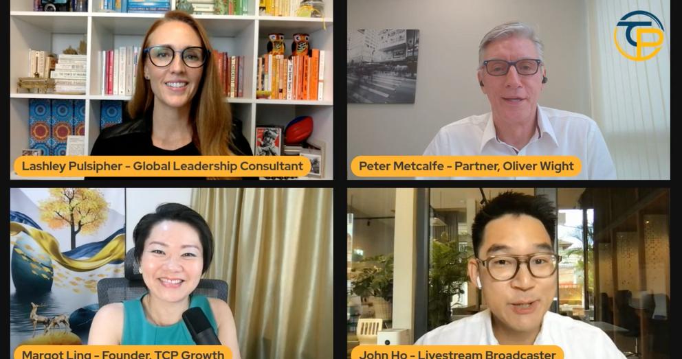 TCP Live #5 - How to Lead like a Diplomat?