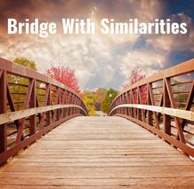 Bridge with Similarities