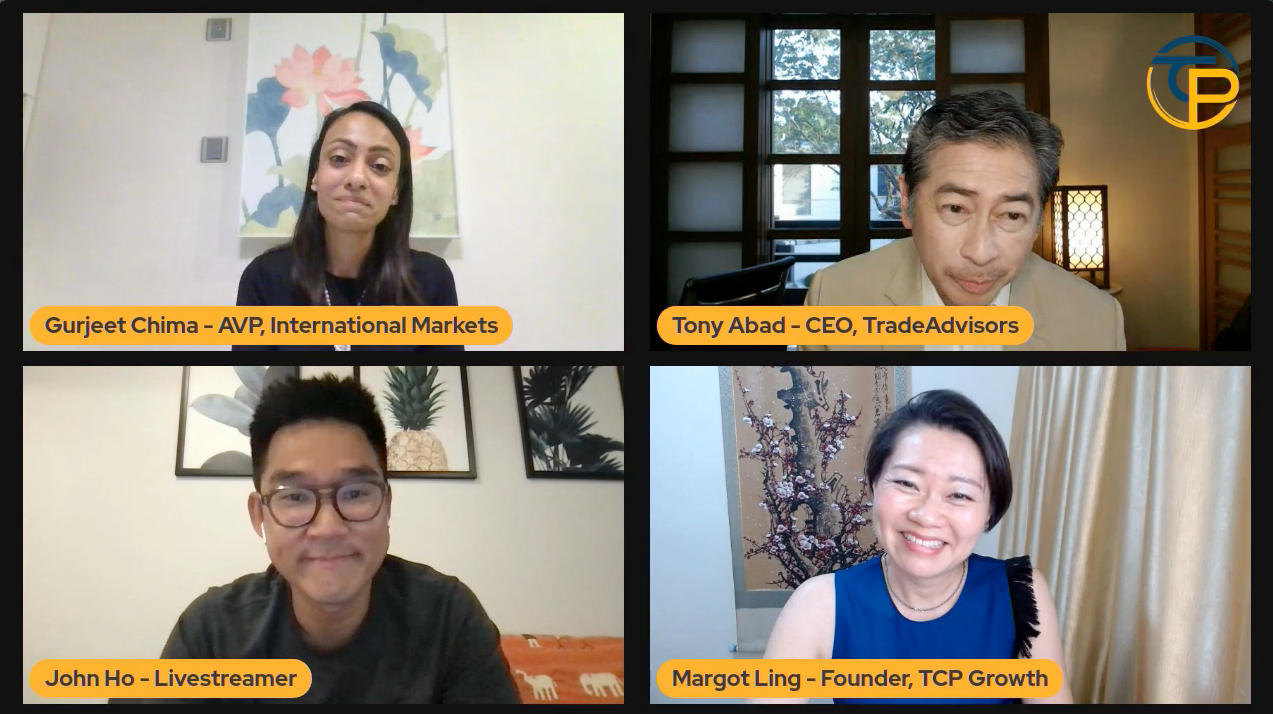 TCP Live #2 - How to Localise your Global Brand?