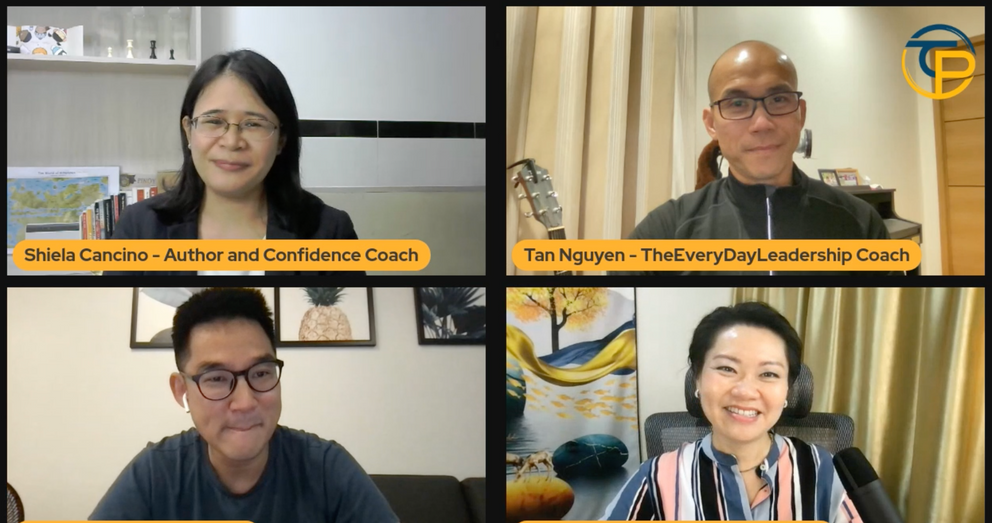 TCP Live #3 - How to Build Relationships in a Diverse Culture?