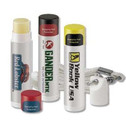 Natural Beeswax Lip Balm- Box of 250
