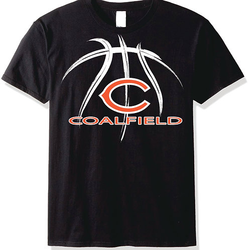 Gildan T-shirt (design 1) Available in black, or gray