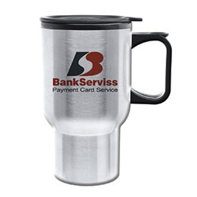 Super Saver Travel Mug 16oz (Box of 72)