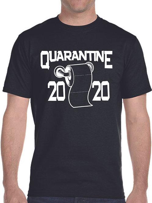 Quarantine 2020 T-shirt BLACK