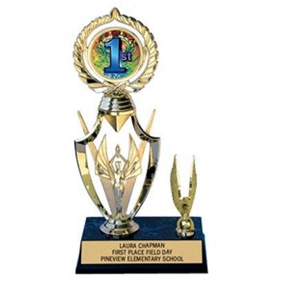 5 X 10 Double Based Trophy