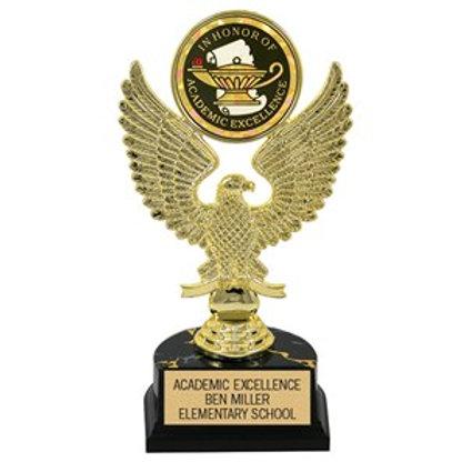 Eagle Medallion Trophy