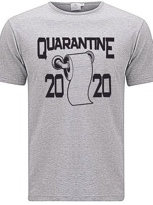 Quarantine 2020 T-shirt SPORT GRAY