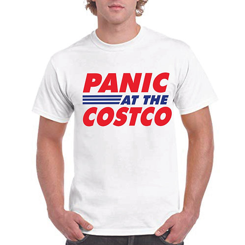 Panic at the Costco T-shirt